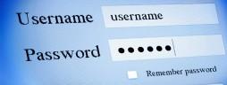 Technik ein sicheres Passwort