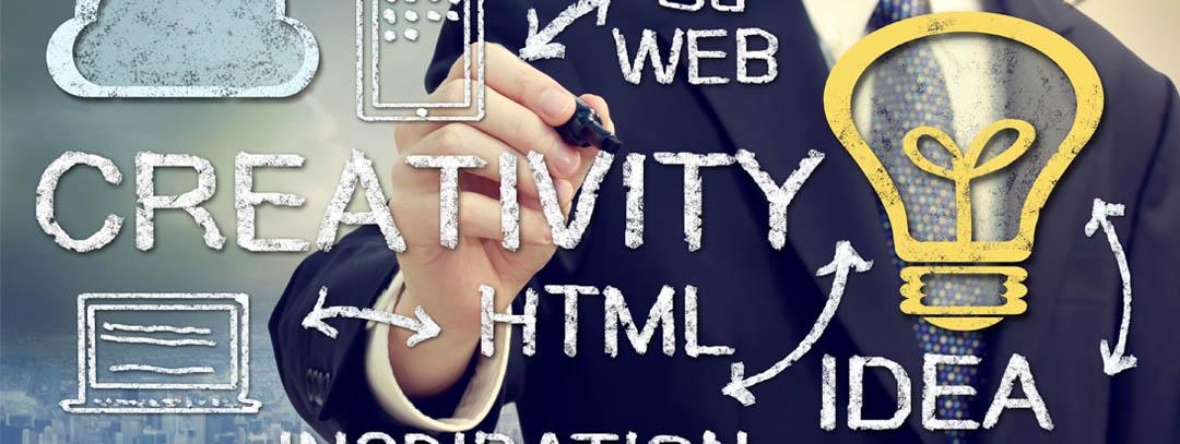 Design Webdesign vom Wireframe zum Mockup