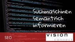 SEO Suchmaschinen semantisch informieren