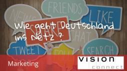 Marketing Wie geht Deutschland ins Netz