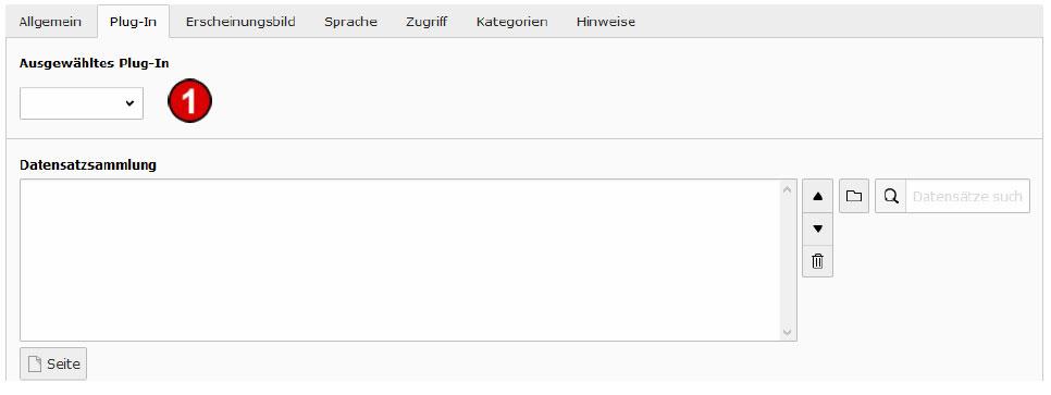 TYPO3 v8 Handbuch Inhaltstyp Plugin
