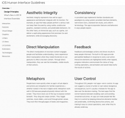 Apple, Design Principles