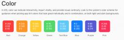 Farben in HEX-Werten angeben