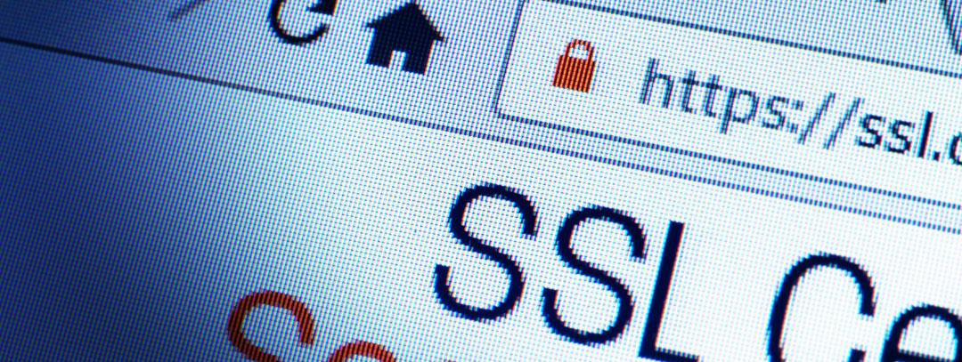 SSL - Warnhinweis beim Chrome Browser